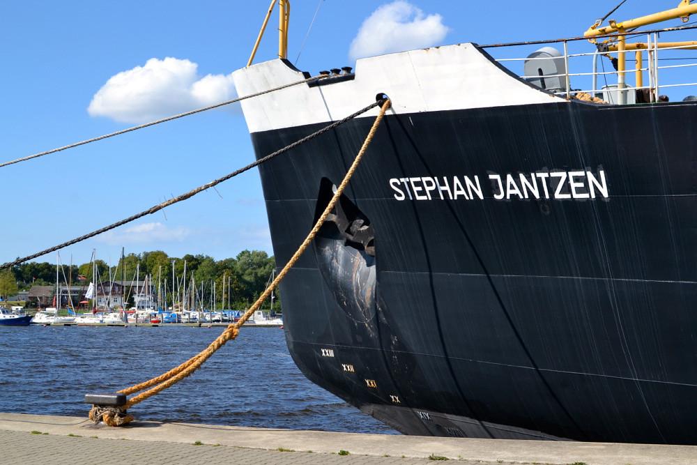 Stadtbummel in Rostock
