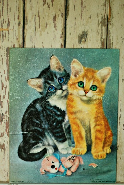 Kitschy Kitties