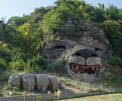 The Lion Cave, Vanq, Karabagh, Armenia