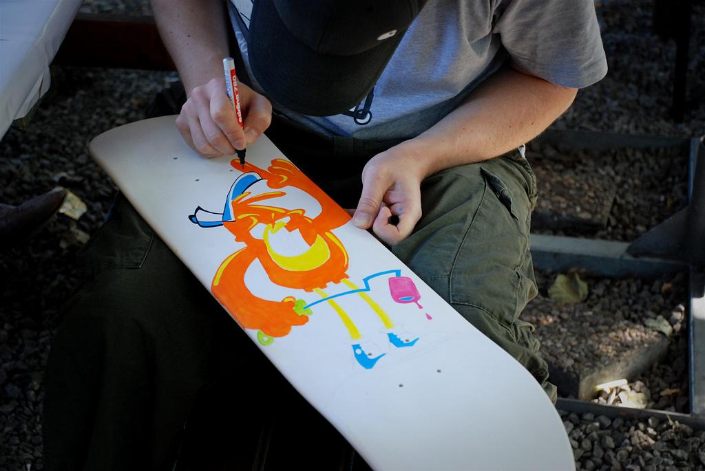 ARTnapping