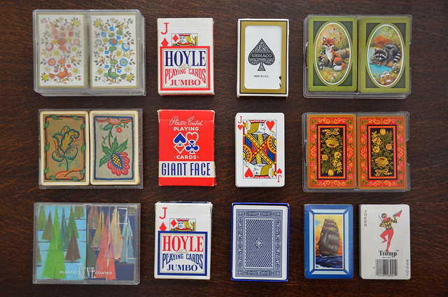 collections | playing cards