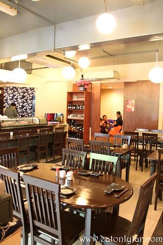 Interior, Kushiyaki Kuni