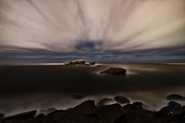 Bird Rock at Night 103012 © Michael Klayman-011