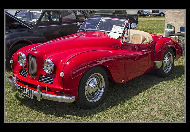 Classic Car Show Redcliffe