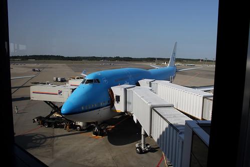 Bye plane!