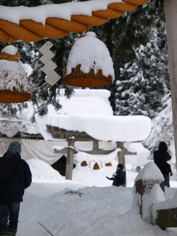 白川鄉八幡神社