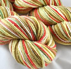 'paddestoel' on mountain meadow wool