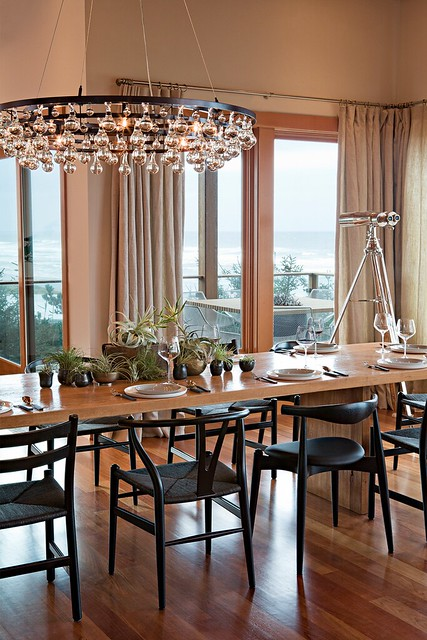 79ideas-dining-area-with-great-chandelier
