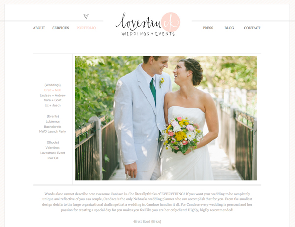 Lovestru.ck Website Redesign