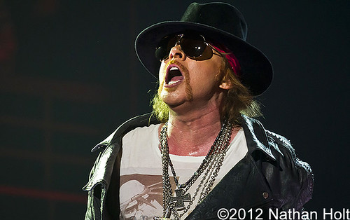 Guns N' Roses Residency At The Joint In Las Vegas