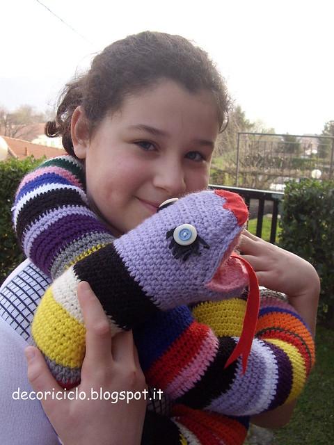 Vanessa, la serpentessa 7, con Ilaria