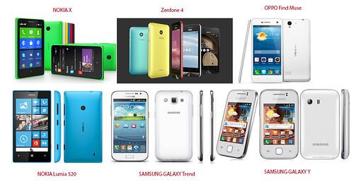 Những lý do nên chờ Zenfone 4 hay chọn NOKIA X, OPPO Find Muse, Galaxy Trend… - 12893