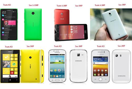 Những lý do nên chờ Zenfone 4 hay chọn NOKIA X, OPPO Find Muse, Galaxy Trend… - 12897