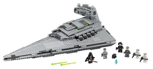 LEGO Star Wars 75055