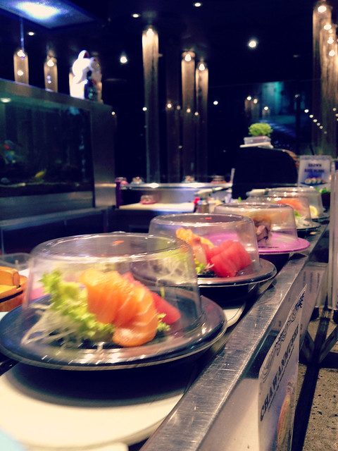 When in Sydney: Dinner at Umi Kaiten-Zushi