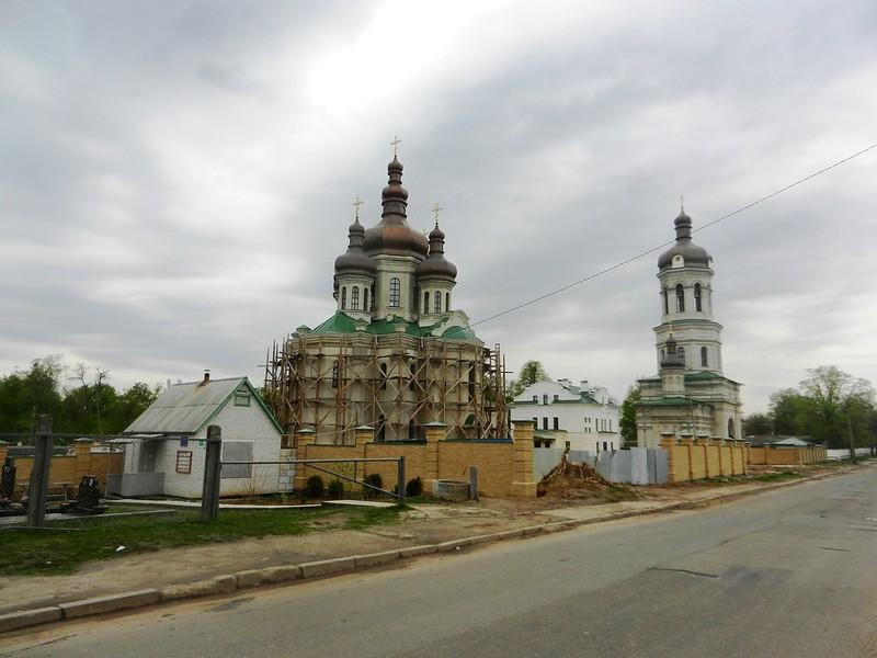 Китаево - Собор Киевского патриархата