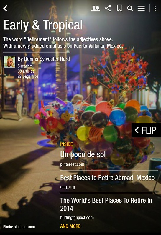 Flipboard: Early & Tropical