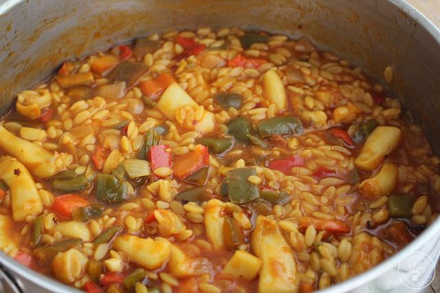 Gurullos con jibia www.cocinandoentreolivos.com (14)