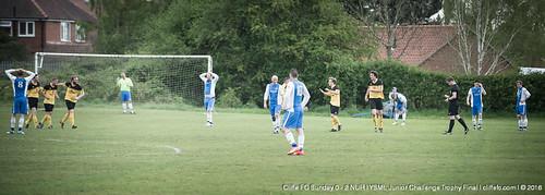Cliffe FC Sunday 0 - 2 NUR (YSML Chal Trophy Final) 8May16