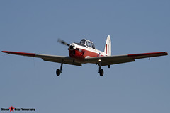 G-BXIM WK512 A - C1 0548 - Private - De Havilland Canada DHC-1 Chipmunk 22 - Little Gransden - 070826 - Steven Gray - IMG_2682