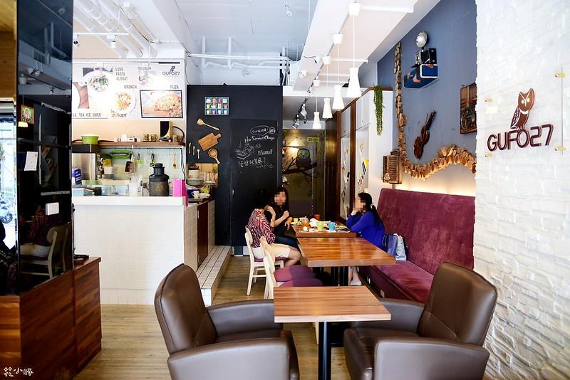 GUFO27菜單時間公休不限時台北咖啡早午餐下午茶推薦 (7)