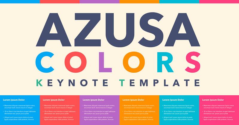 Azusa Colors