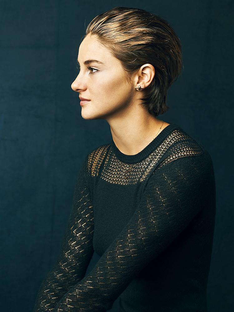 Шейлин Вудли — Фотосессия для «Deadline» 2014 – 1