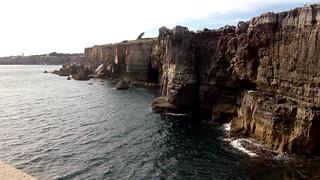 Boca del Infierno. Cascais (Portugal).