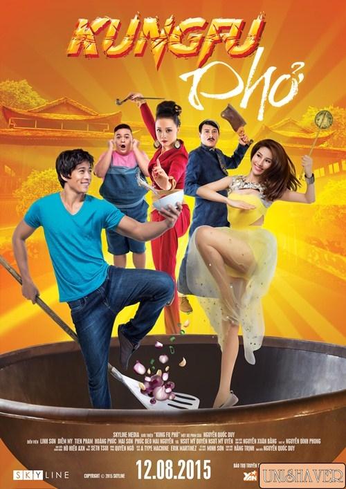 [Phim Việt] Kung Fu Pho (2015) | 1080P HDTV