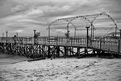Bridge in BW, Derawan