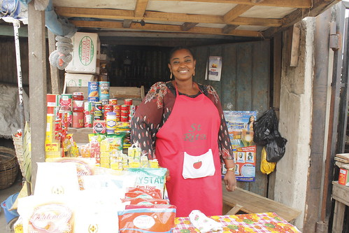 Provisions seller in Nigeria