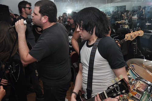 The Ramones at the Montgomery Legion? Not really ...