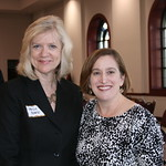 Paige Beard of National CASA, Laura Wolf – Executive Director