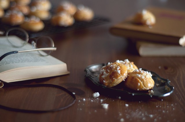 Chouquettes I