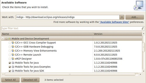 Eclipse 3.7.2 Update