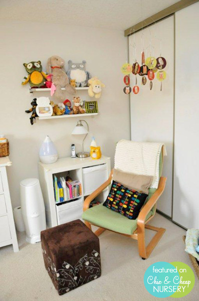 Funky Fun Owl Nursery - Baby Room Ideas