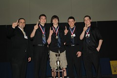 First Place State Winners! Web Application Team