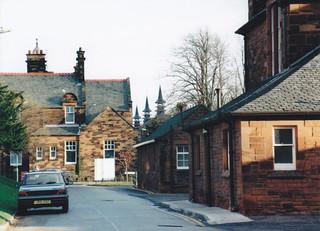 Edinburgh City Hospital, Feb 1996