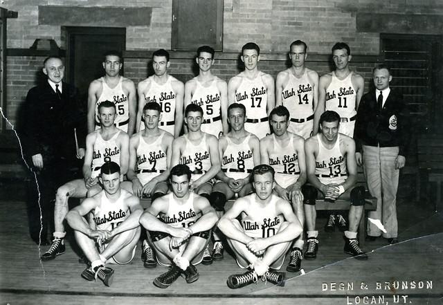 Utah Stake Basketball