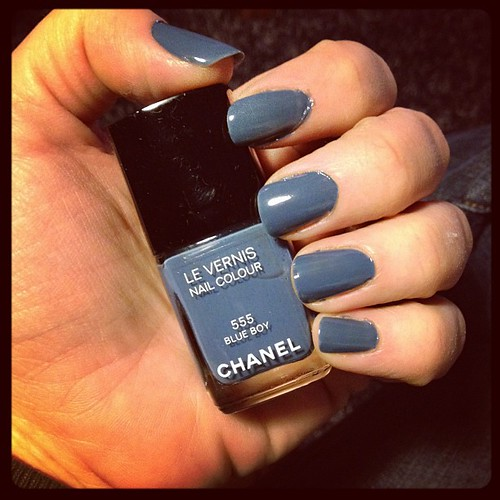 CHANEL NEW NAIL POLISH