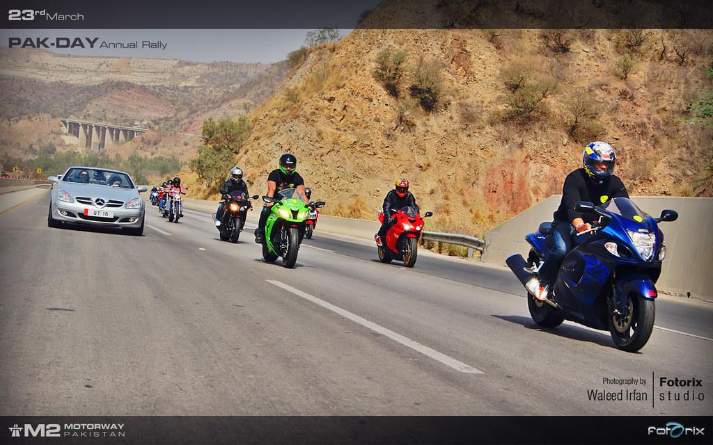 Fotorix Waleed - 23rd March 2012 BikerBoyz Gathering on M2 Motorway with Protocol - 7017450745 94494ff3f6 b