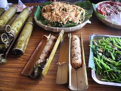 泰雅族美食讓旅人飽足之餘,體會原住民善用食材的藝術。