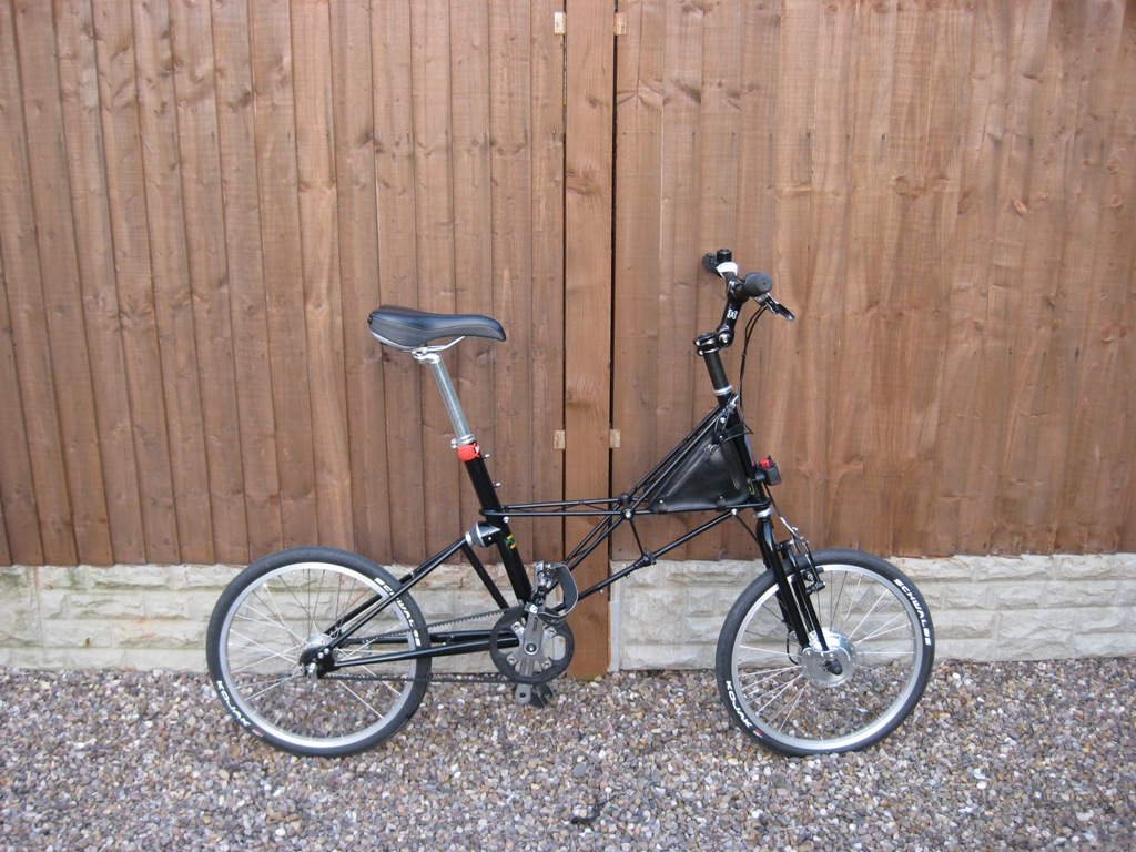 Moulton Lightweight Conversion Pedelecs Electric