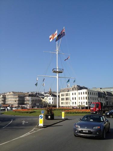 The Liberation Mast