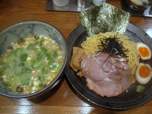 つけ麺@天鳳(練馬)