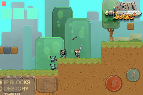 HEAVY sword - Monster Robot Studios