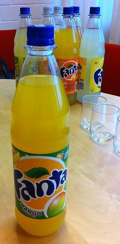 fanta - mango 1 by softdrinkblog