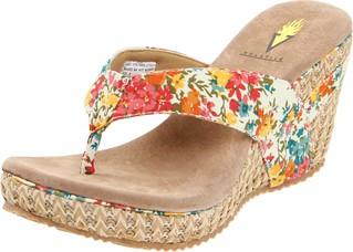 Volatile Women's Cupcake Thong Sandal
