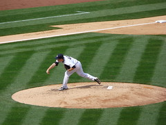 David Phelps's first appearance at Yankee Stadium