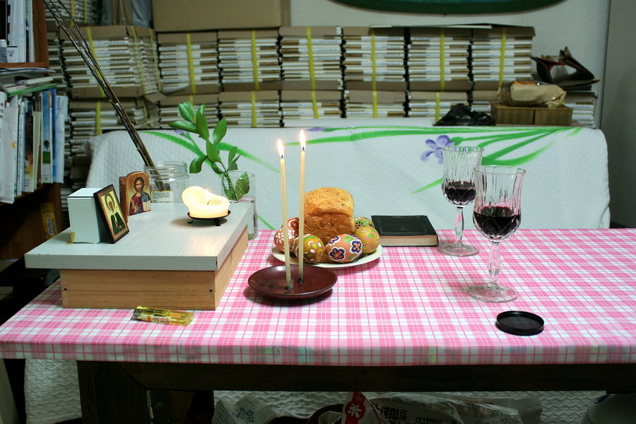 Easter table(2)